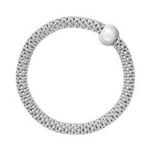Silpada Chic Stretch Silver Bracelet